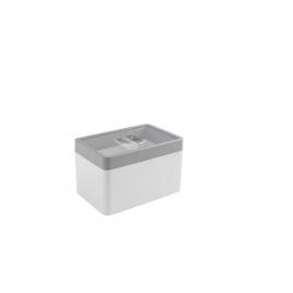 Boîte à provision Sigma home blanc et gris 1,65 L SUNWARE