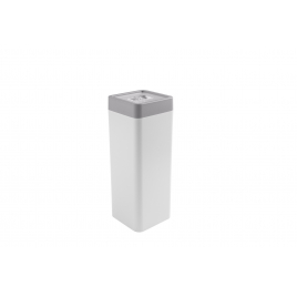 Boîte à provision Sigma home blanc et gris 1,4 L SUNWARE