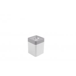 Boîte à provision Sigma home blanc et gris 0,6 L SUNWARE