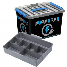 Boîte à électricté Q-line 22 L SUNWARE