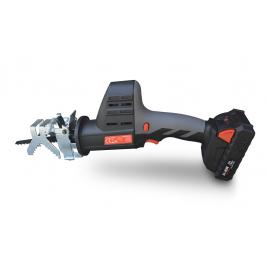 Scie à ébrancher sur batterie CBR20VLI20 20 V Elem Garden Technic