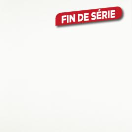 Plan de travail 305 x 64 x 4 cm blanc