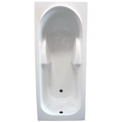 Baignoire acrylique lt aqua for Baignoire mr bricolage