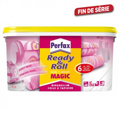Colle à papier peint Ready&Roll Magic 2,25 Kg PERFAX