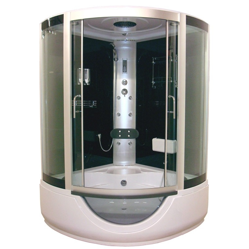 baignoire douche 136 x 136 cm lt aqua. Black Bedroom Furniture Sets. Home Design Ideas