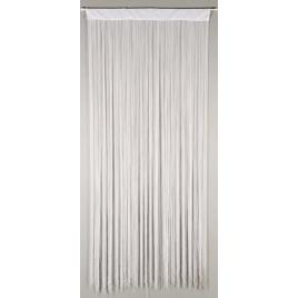 Porte provençale String 90 x 200 cm blanc CONFORTEX