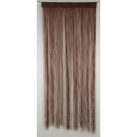 Porte provençale String 90 x 200 cm brun CONFORTEX