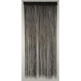 Porte provençale String 90 x 200 cm noir CONFORTEX