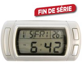 Horloge pour voiture avec calendrier CARPOINT