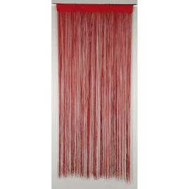 Porte provençale String 90 x 200 cm rouge CONFORTEX