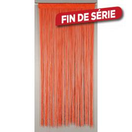 Porte provençale String 90 x 200 cm orange CONFORTEX