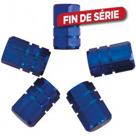 Caches de valve pour pneu de voiture 5 pièces