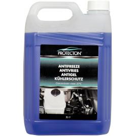 Liquide de refroidissement antigel concentré 5 L PROTECTON