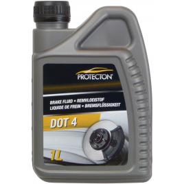Liquide de frein DOT4 1 L PROTECTON