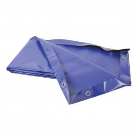 Bâche de protection pour remorque 257,5 x 134,5 cm CARPOINT