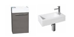 Meuble lave-mains, lave-mains et lavabo