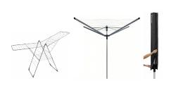 Séchoir et séchoir-parapluie