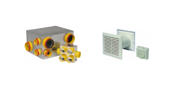 VMC (Ventilation Mécanique Contrôlée)