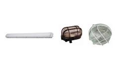 Eclairage garage, cave et grenier
