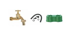 Accessoire pour récupérateur à eau de pluie