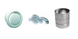 Conduit et accessoires d'aération