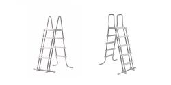 Echelle et escalier