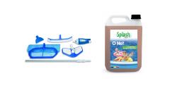 Entretien et nettoyeur piscine