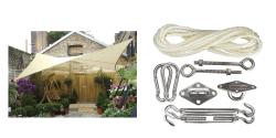 Tente solaire et accessoire