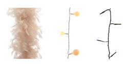 Guirlande de Noël intérieure