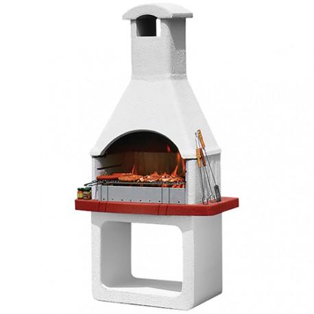 comment fixer un barbecue en b ton. Black Bedroom Furniture Sets. Home Design Ideas