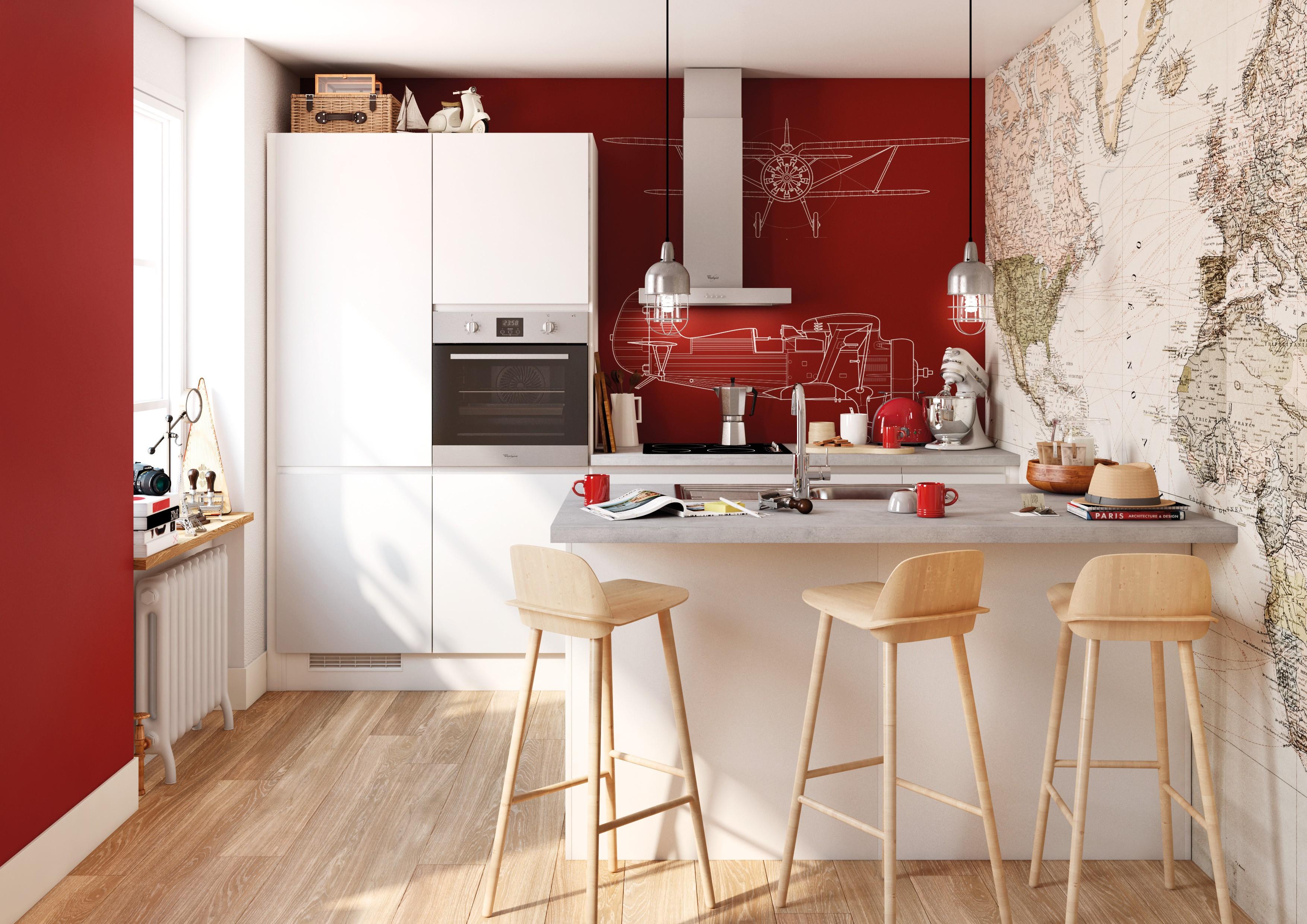 Cuisine mr bricolage cuisine amenagement ameublement for Armoire de cuisine verdun