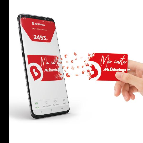 Digitalisez votre carte