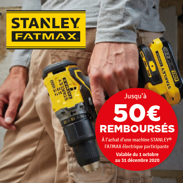 Cash Back Stanley Fatmax