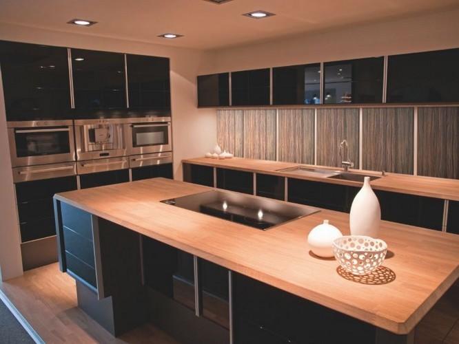 noir tr s chic pour la maison. Black Bedroom Furniture Sets. Home Design Ideas