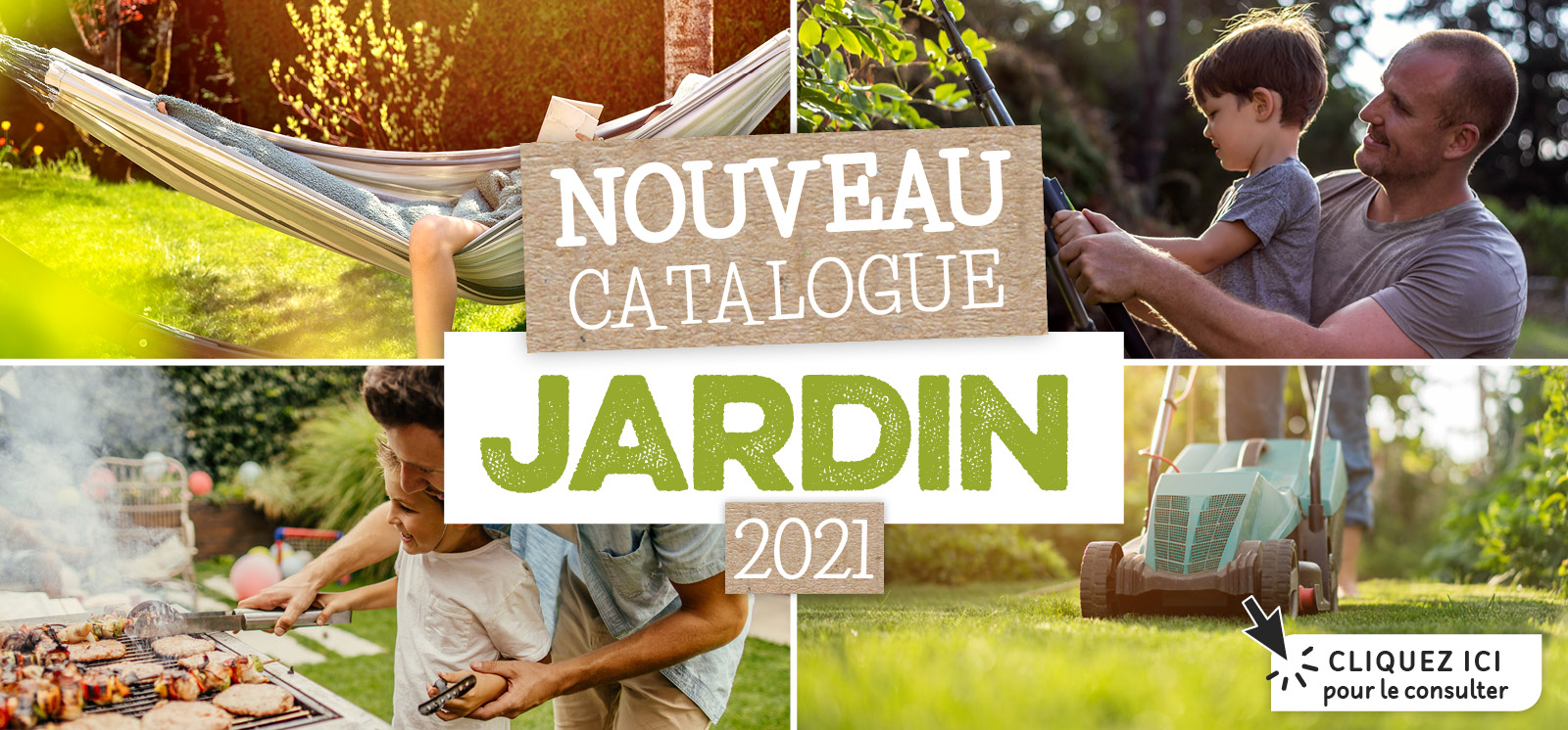 Catalogue Jardin 2021