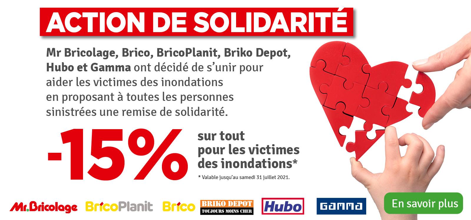 Action solidarité