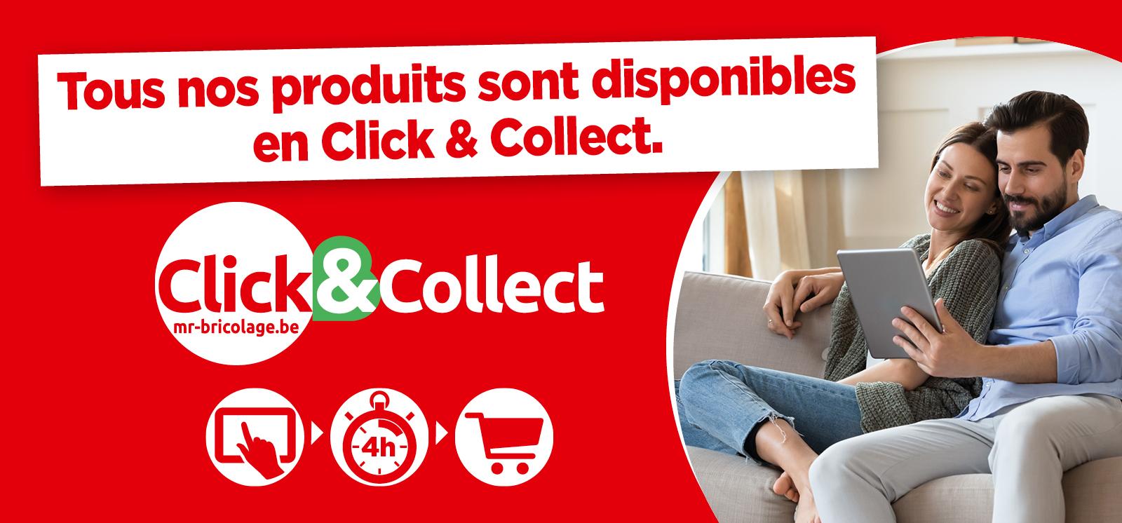 Promo - Click & Collect