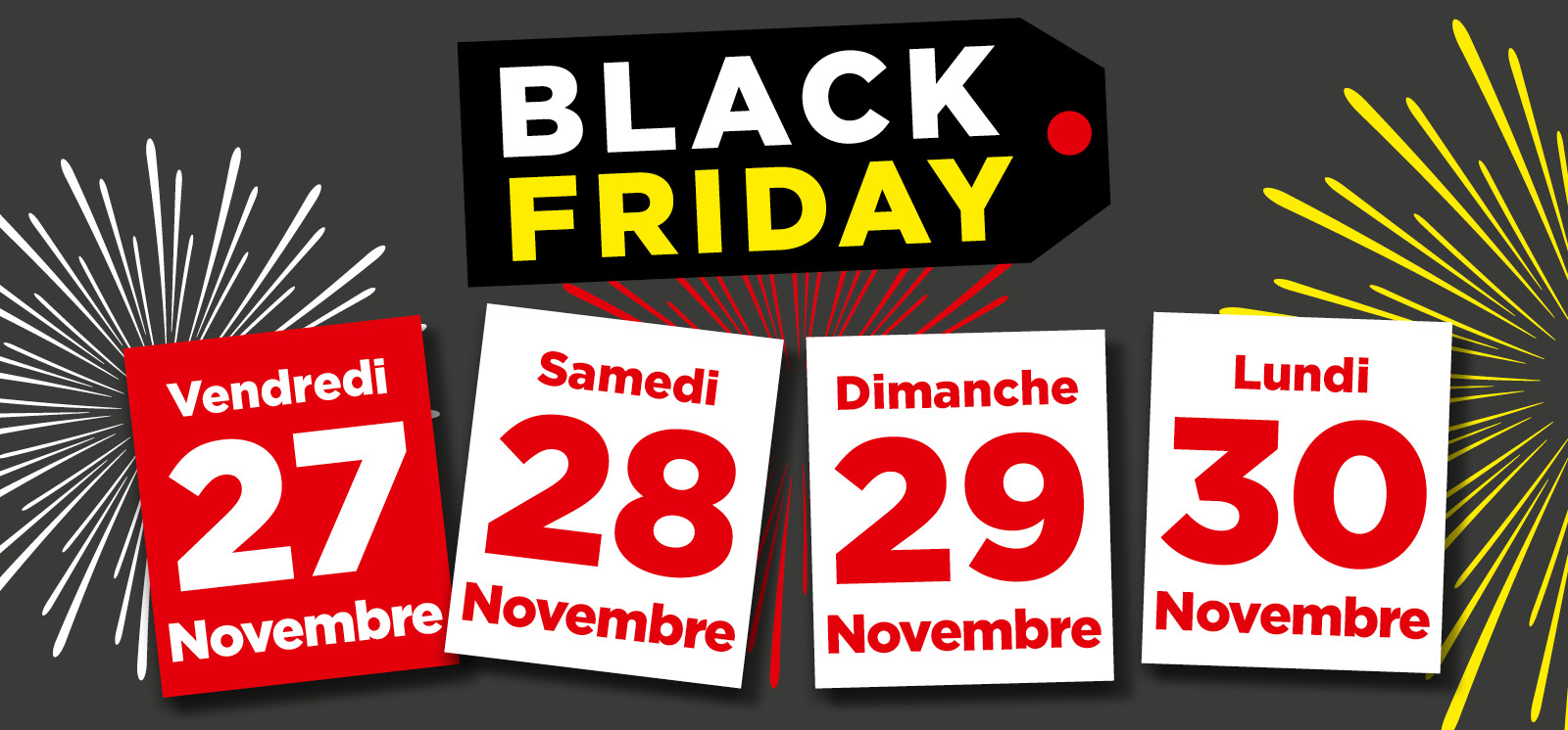 Promo - Action Black Friday