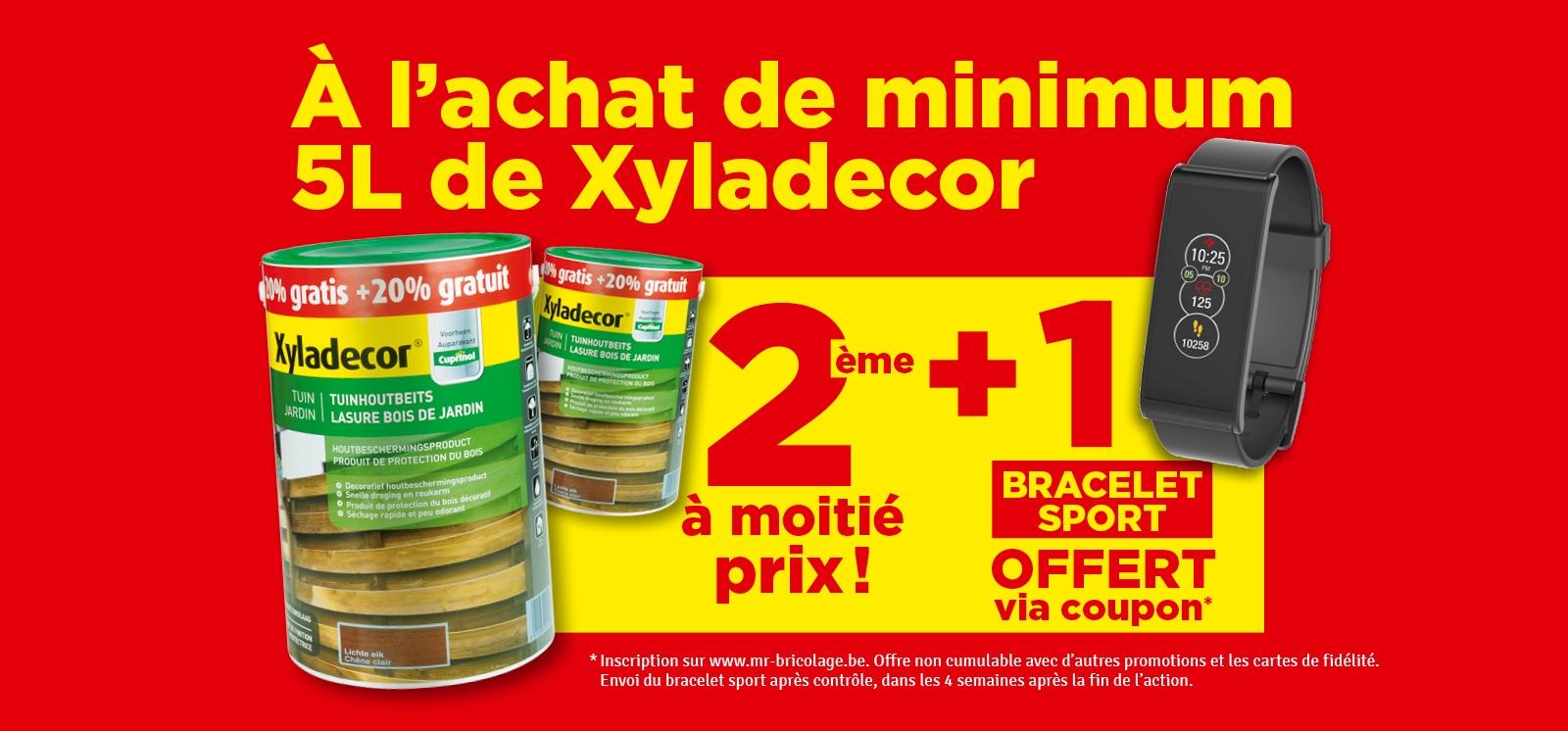 Promo - Xyladecor