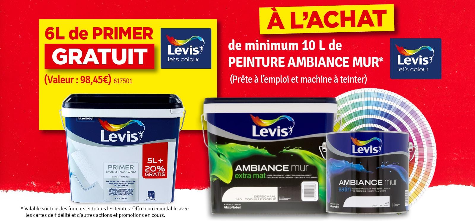 Promo - Levis